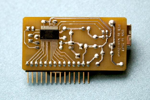 Плата USB-UART