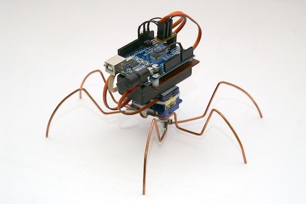Робожук на Arduino